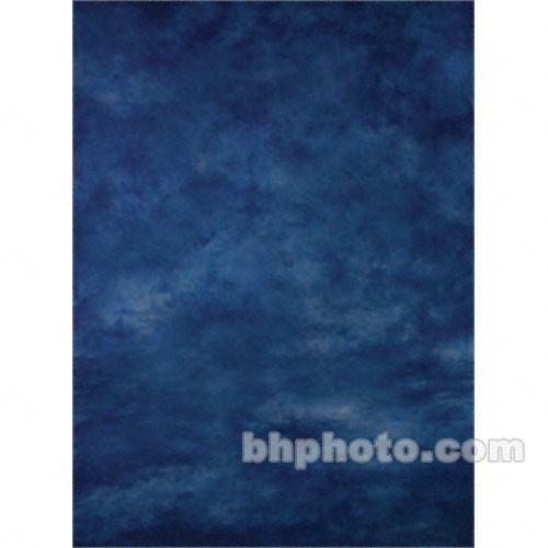 Won Background Muslin Modern Background - Ocean Blue - 10x10' (3x3m)