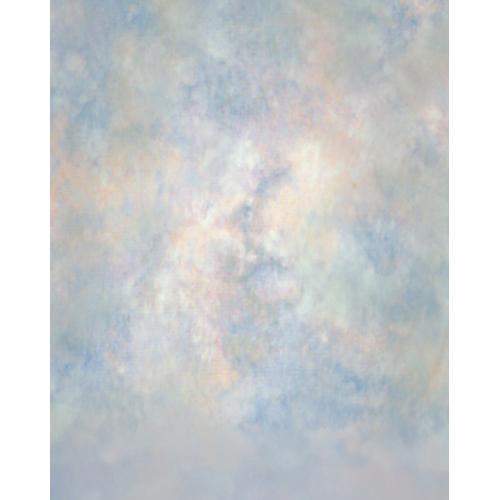 Won Background Muslin Renoir Background - Blue Marble - 10x20' (3x6m)