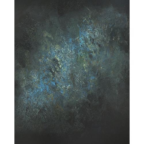 Won Background Muslin Renoir Background - Ore Blue - 10x20' (3x6m)