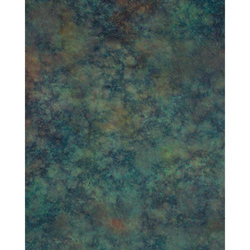 Won Background Muslin Renoir Background - Emerald Lagoon - 10x20' (3x6m)