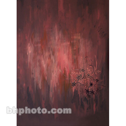 Won Background Muslin Renoir Background - Flamingo - 10x10' (3x3m)