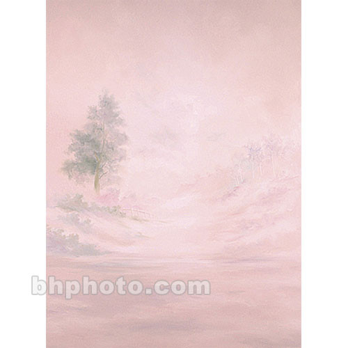 Won Background Muslin Renoir Background - Autumn Pine - 10x20' (3x6m)
