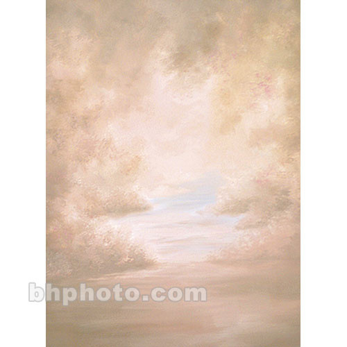 Won Background Muslin Renoir Background - Lake Side - 10x10' (3x3m)