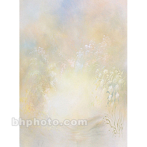 Won Background Muslin Renoir Background - Evening Primrose - 10x20' (3x6m)