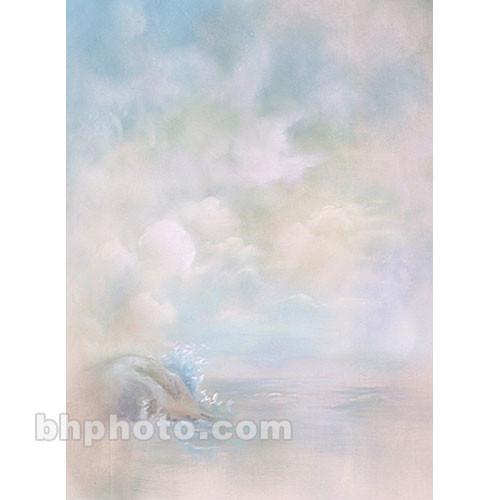 Won Background Muslin Renoir Background - La Mer - 10x20' (3x6m)