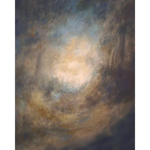 Won Background Muslin Xcanvas Background - Passage to Eternity - 10x10'