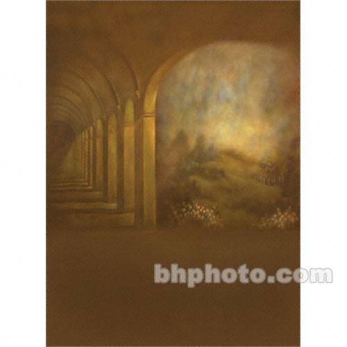Won Background Muslin Xcanvas Background - Romanesque - 10x10'