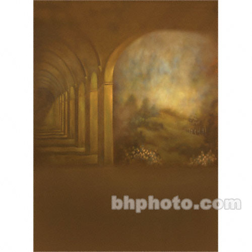 Won Background Muslin Xcanvas Background - Romanesque - 10x20'