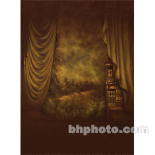 Won Background Muslin Xcanvas Background - Amadeus - 10x10'