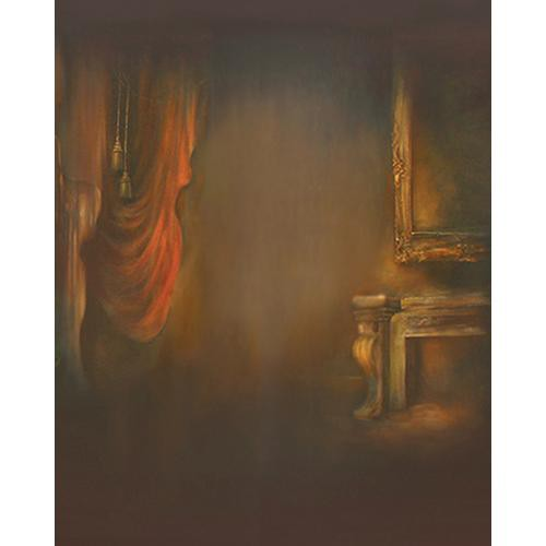 Won Background Muslin Xcanvas Background - Curtain Callz - 10x20'
