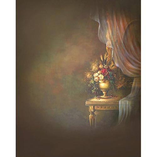 Won Background Muslin Xcanvas Background - Golden Time - 10x10'