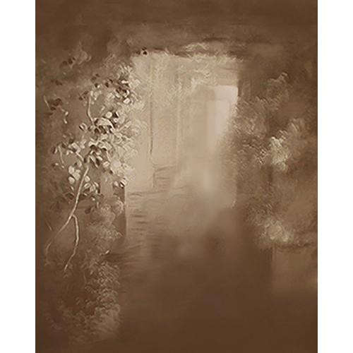Won Background Muslin Xcanvas Background - Under Bridge - 10x10'