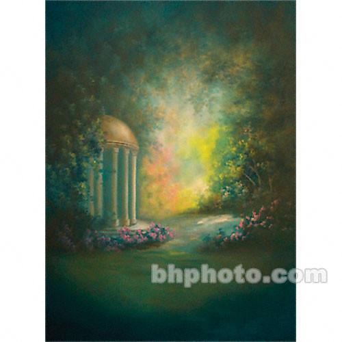 Won Background Muslin Xcanvas Background - Huntington Garden - 10x20'