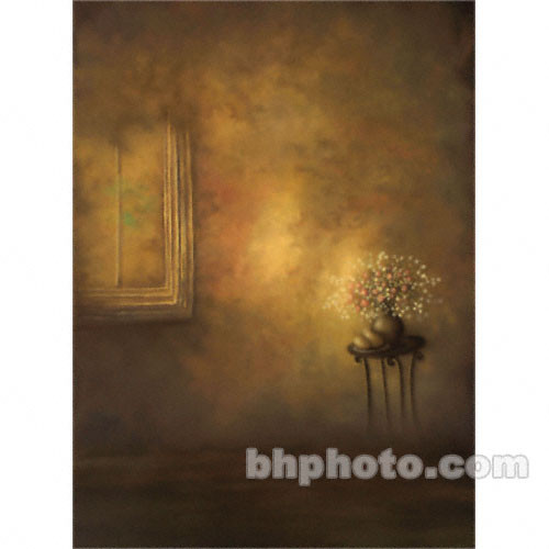 Won Background Muslin Xcanvas Background - Sweet Silence - 10x10'
