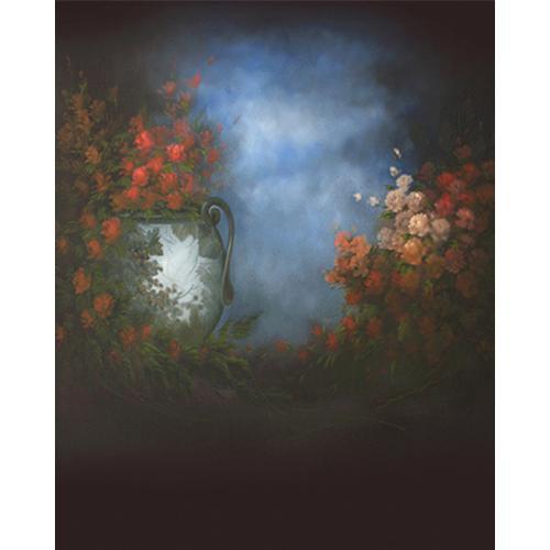 Won Background Muslin Xcanvas Background - Porcelain - 10x20'