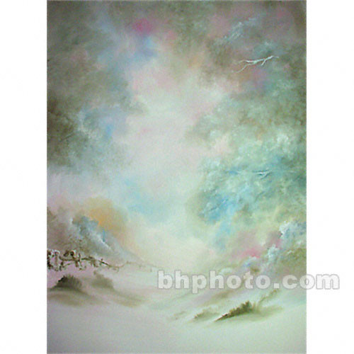 Won Background Muslin Xcanvas Background - One Fine Day - 10x10'
