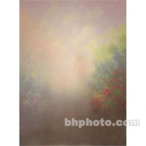 Won Background Muslin Xcanvas Background - Wild Flowers - 10x20'