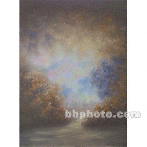 Won Background Muslin Xcanvas Background - Forest Path - 10x10'