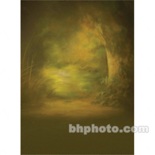 Won Background Muslin Xcanvas Background - Beech Wood - 10x10'