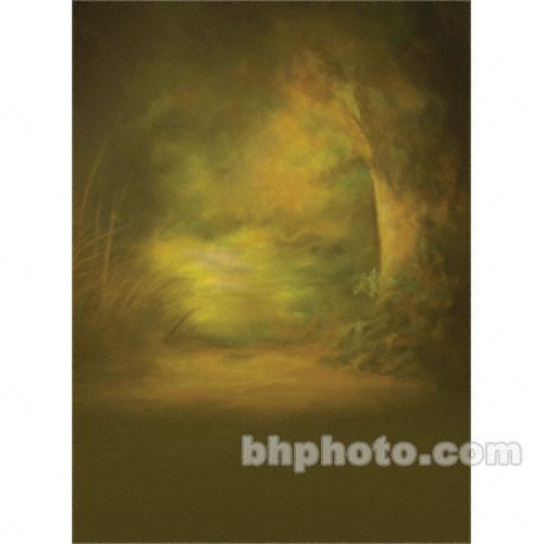 Won Background Muslin Xcanvas Background - Beech Wood - 10x10'