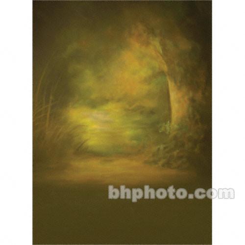 Won Background Muslin Xcanvas Background - Beech Wood - 10x20'