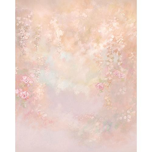 Won Background Muslin Xcanvas Background - Pastel Love - 10x10'