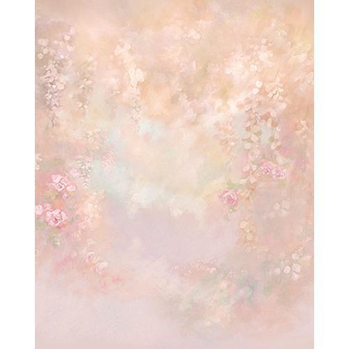 Won Background Muslin Xcanvas Background - Pastel Love - 10x10'