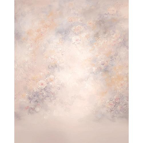 Won Background Muslin Xcanvas Background - Floral Dreamscape - 10x10'