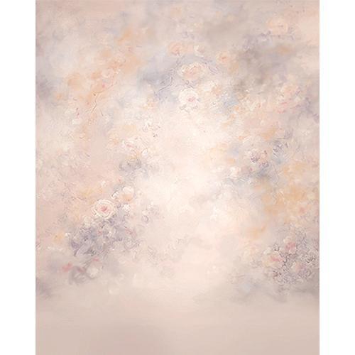 Won Background Muslin Xcanvas Background - Floral Dreamscape - 10x20'