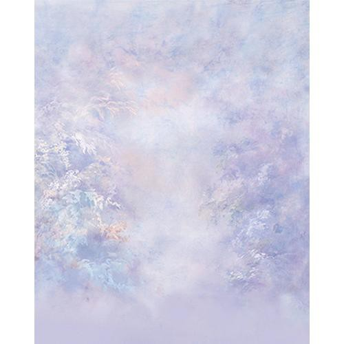 Won Background Muslin Xcanvas Background - Wintry Rhapsody - 10x10'
