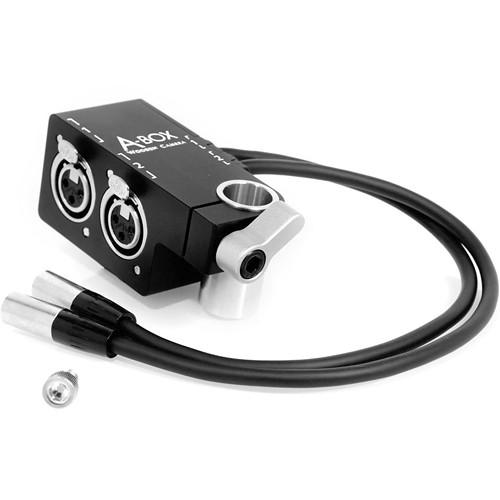 Wooden Camera A-Box for Mini-XLR, Canon C70, and BMPCC 6K Pro Cameras