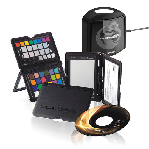 X-Rite X-Rite Colormunki Display & X-Rite ColorChecker Passport Kit