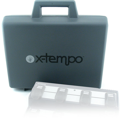 X-Tempo Designs pok Carry Case - Hard-Shell Carrying Case