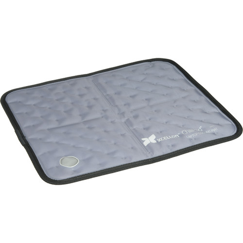 Xcellon ChillPad Laptop Cooling Mat (Gray/Black)