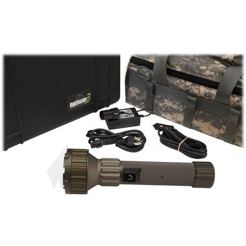 Xenonics NightHunter 3 Covert Package
