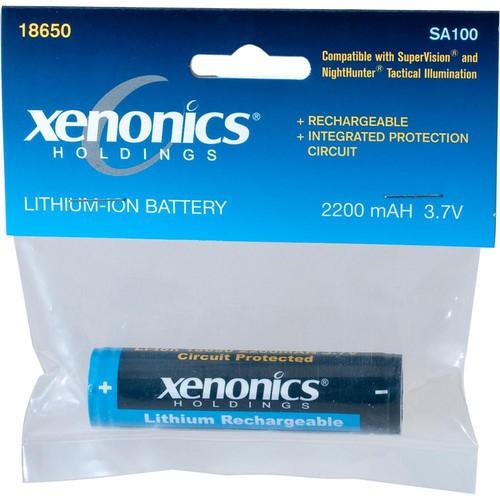 Xenonics 18650 SuperVision Lithium-Ion Battery
