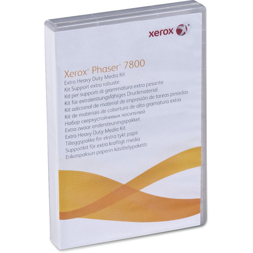 Xerox Extra Heavy Duty Media Kit For Phaser 7800 Series