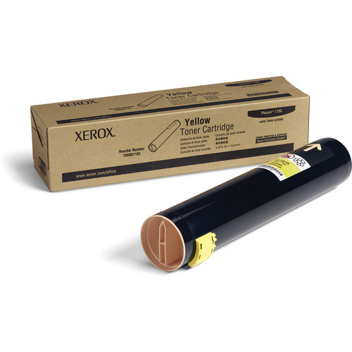 Xerox Yellow Toner Cartridge For Phaser 7760