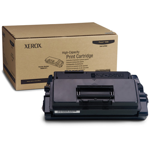 Xerox Phaser 3600 Series High Capacity Print Cartridge
