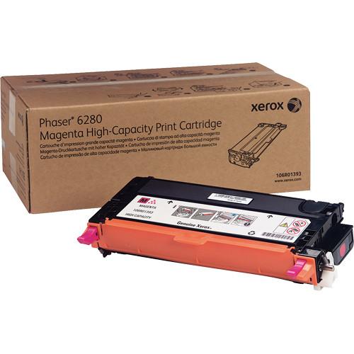 Xerox Magenta High Yield Print Cartridge For Phaser 6280