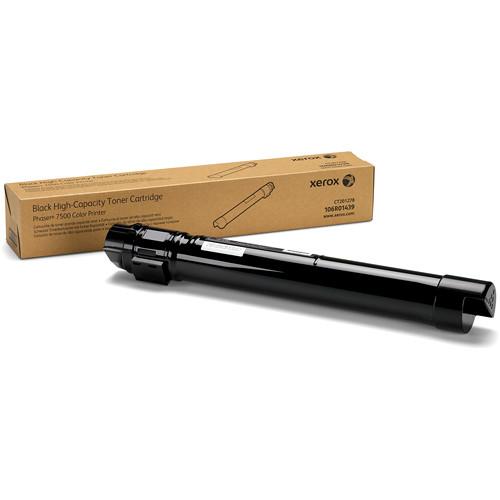 Xerox Black High Toner Cartridge For Phaser 7500 Printer