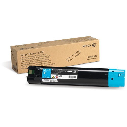 Xerox Cyan Toner For Phaser 6700 Series