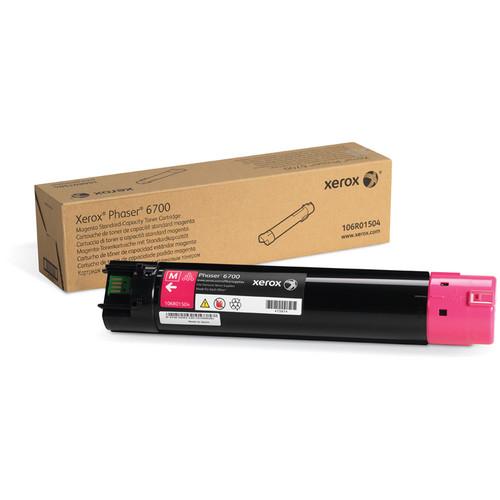 Xerox Magenta Toner For Phaser 6700 Series
