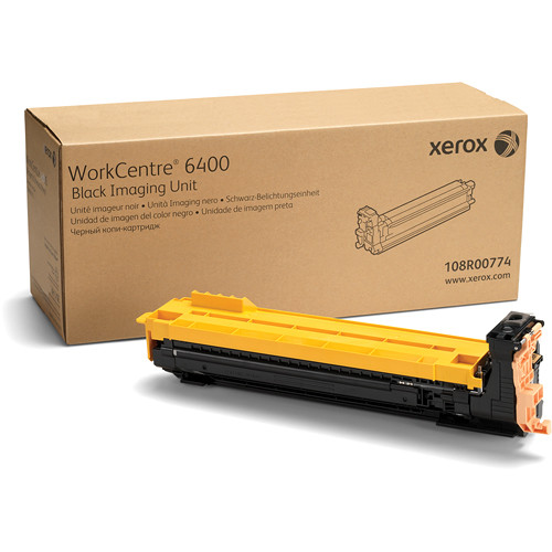 Xerox Black Drum Cartridge For WorkCentre 6400