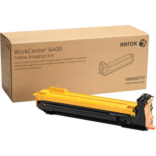 Xerox Yellow Drum Cartridge For WorkCentre 6400