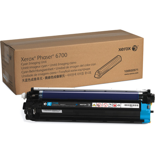 Xerox Cyan Imaging Unit For Phaser 6700 Series