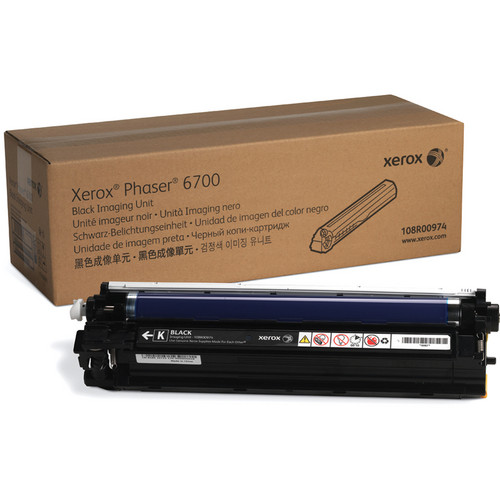 Xerox Black Imaging Unit For Phaser 6700 Series