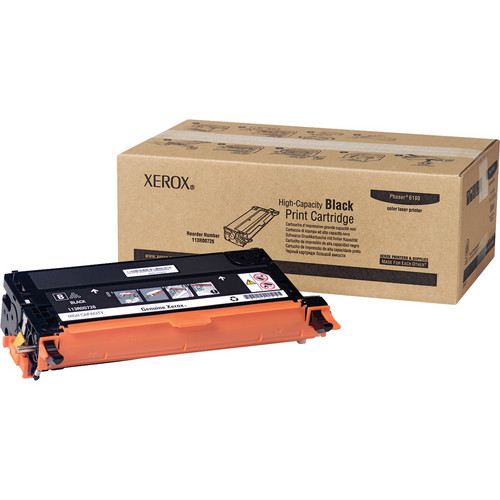 Xerox Black Toner Cartridge For Phaser 6180