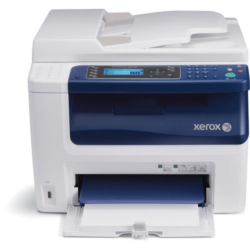 Xerox Phaser 6015/NI Network Color All-in-One Laser Printer