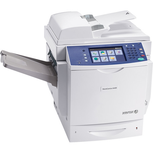Xerox WorkCentre 6400/S Network Color All-in-One Laser Printer